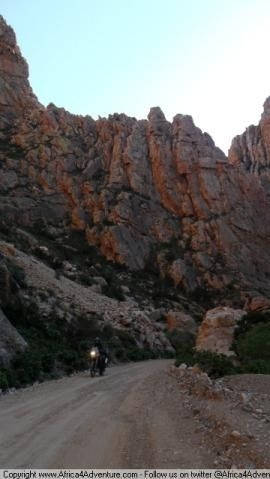 swartberg-pass- Fotos van routes